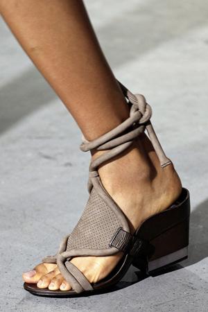 коллекция 3.1 Phillip Lim – фото модных босоножек 2015