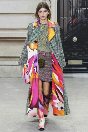 Коллекция Chanel весна лето 2015