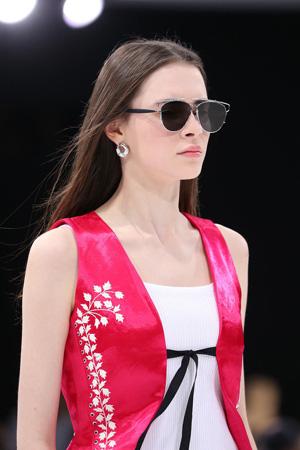 Модные очки авиаторы весна лето 2015 Christian Dior