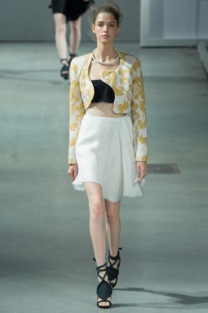 Модный пиджак болеро фото весналето 2015 – Phillip Lim