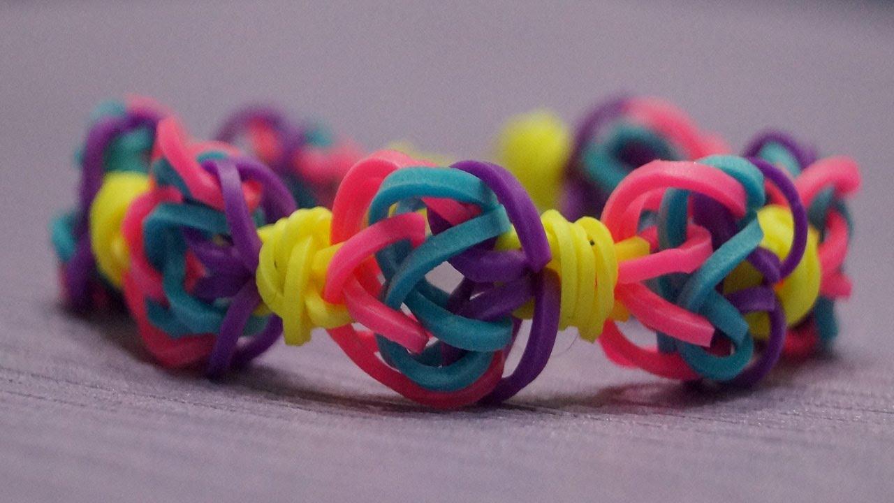 плетение из резиночек loom bands схемы плетения