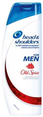 HEAD&SHOULDERS OLD SPICE