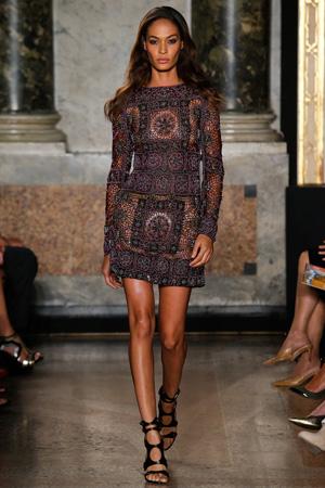 Мода весна лето 2015 фото Emilio Pucci