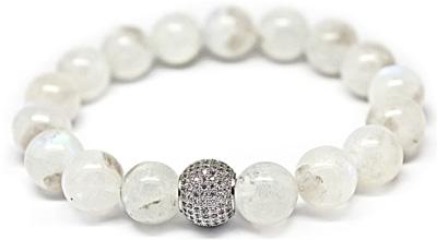 Фото украшений с лунным камнем: кольца, кулоны, серьги