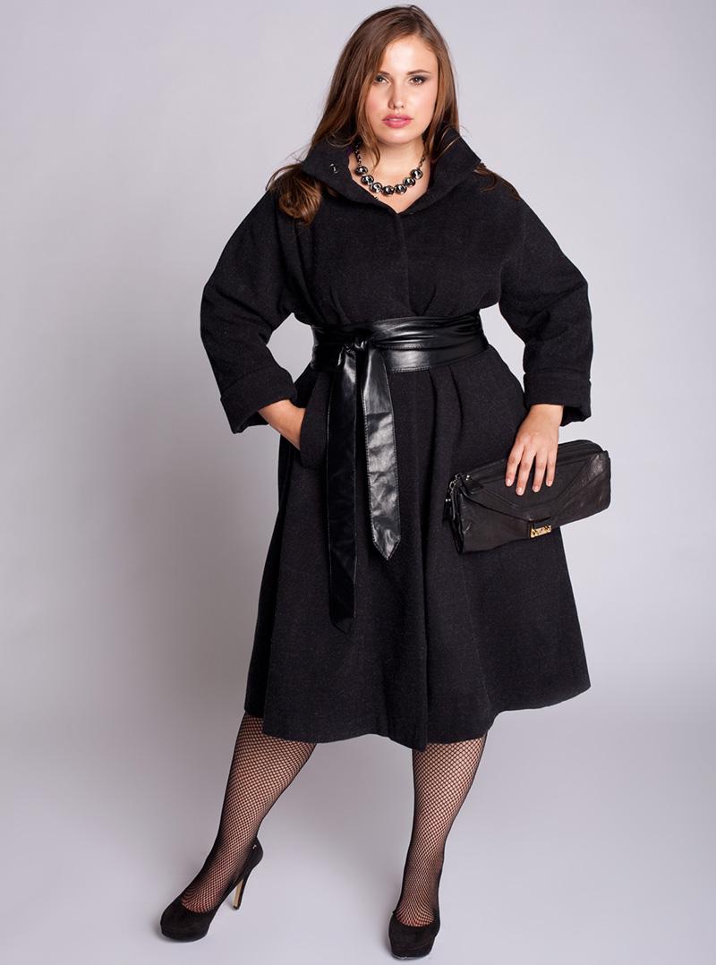 Фото трендов в моде для полных женщин