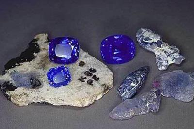 Камень сапфир фото