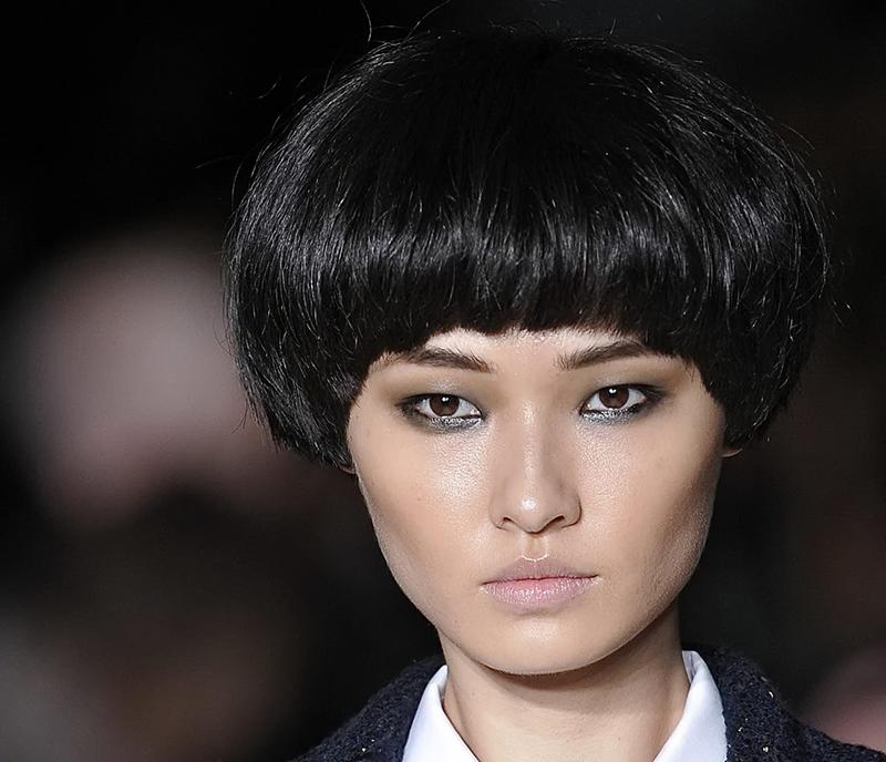 Стрижка Шапочка – одна из модных стрижек на короткие волосы 2016