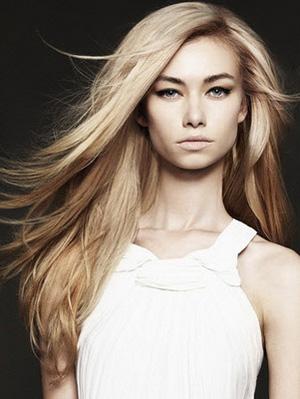 Модные стрижки на длинные волосы 2015