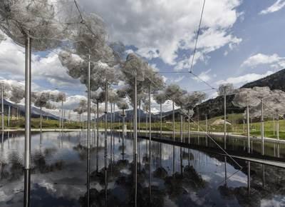 Swarovski в Ваттенсе был открыт музей «Кристальные миры Swarovski»