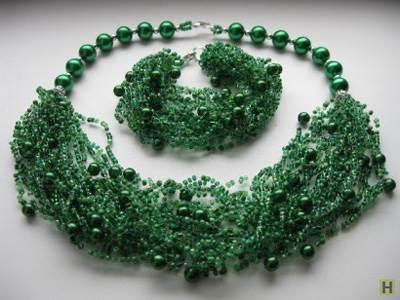 Зеленый жемчуг фото