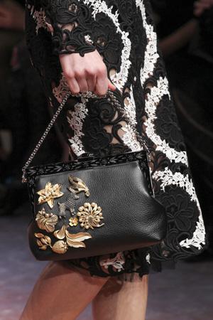 Красивая маленькая сумка от Dolce & Gabbana 2016