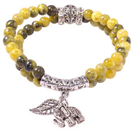 Халцедон — камень, который борется с хандрой. 20 красивых браслетов.