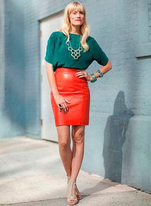 Модные модели юбок фото