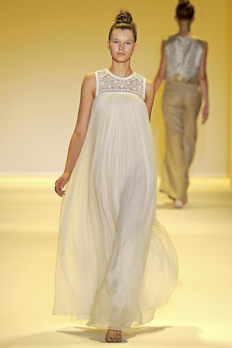 Фасон длинное платья для беременных – фото новинки сезона