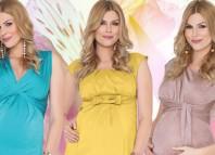 Платье для беременных фото - модели платьев для беременных