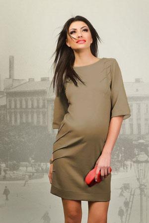 Платье для беременных на работу