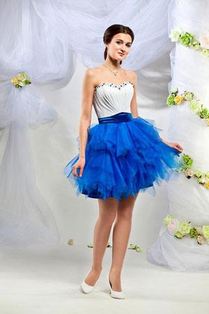 Пышные платья фото