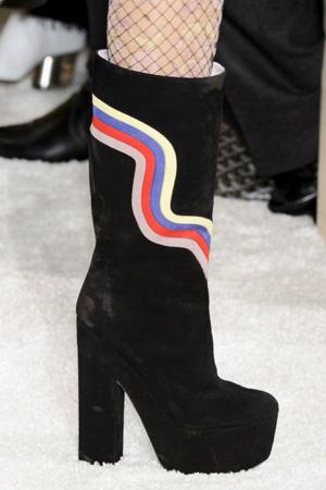 Модные сапоги зима 2016