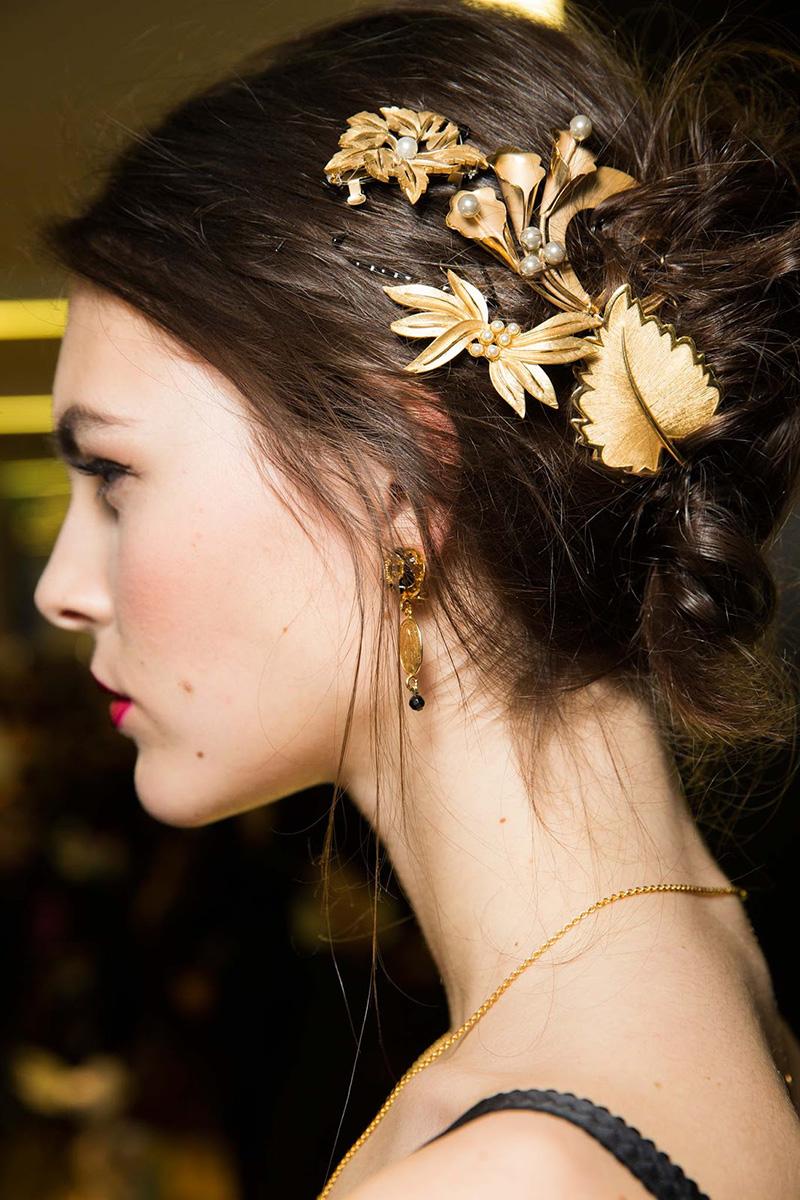 Модный цвет волос осень-зима 2015-2016 – в моде естественность