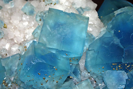 Фото камня флюорита