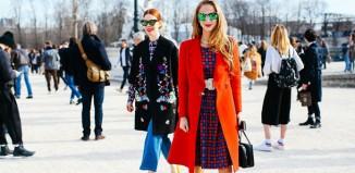 Уличная мода осень зима 2015 2016 фото