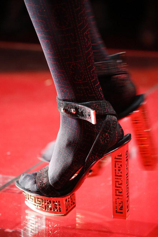 Модные туфли 2016 фото Versace