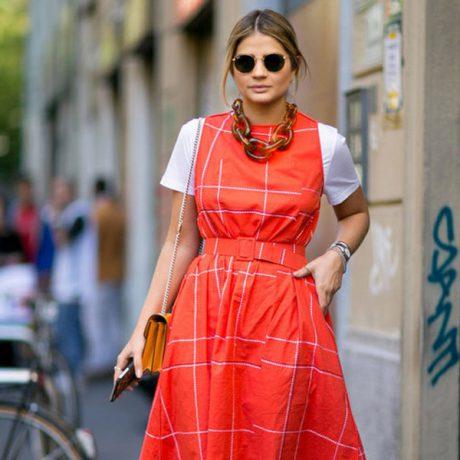 Уличная мода в Милане: 30 потрясающих образов