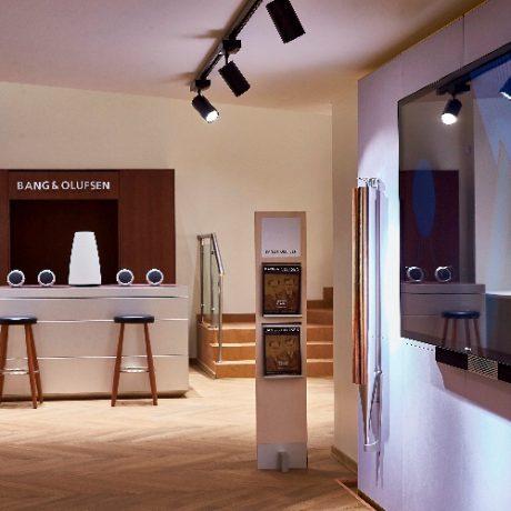 Открытие нового салона Bang & Olufsen в Москве