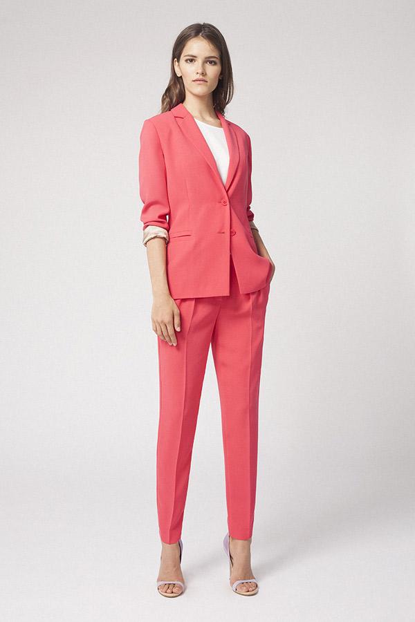 Розовый деловой стиль – офисная мода 2016 фото Alexander Terekhov