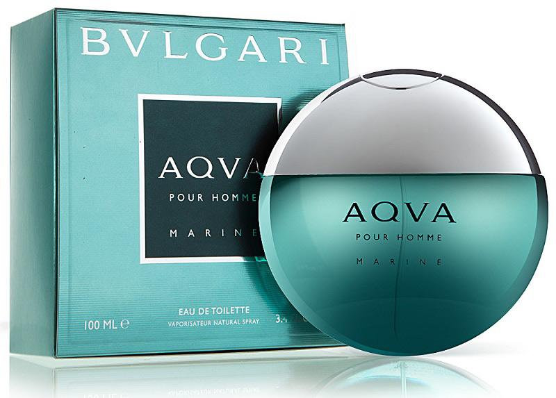 Парфюм Bvlgari Aqua Homme