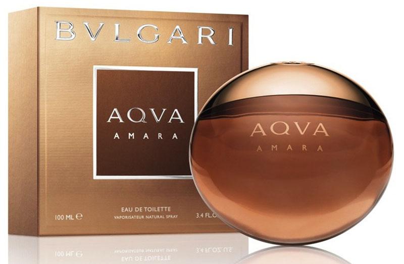 Духи Bvlgari Aqua Amara