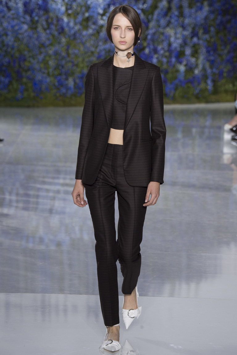 Christian Dior весна-лето 2016 - неделя моды в Париже 2016