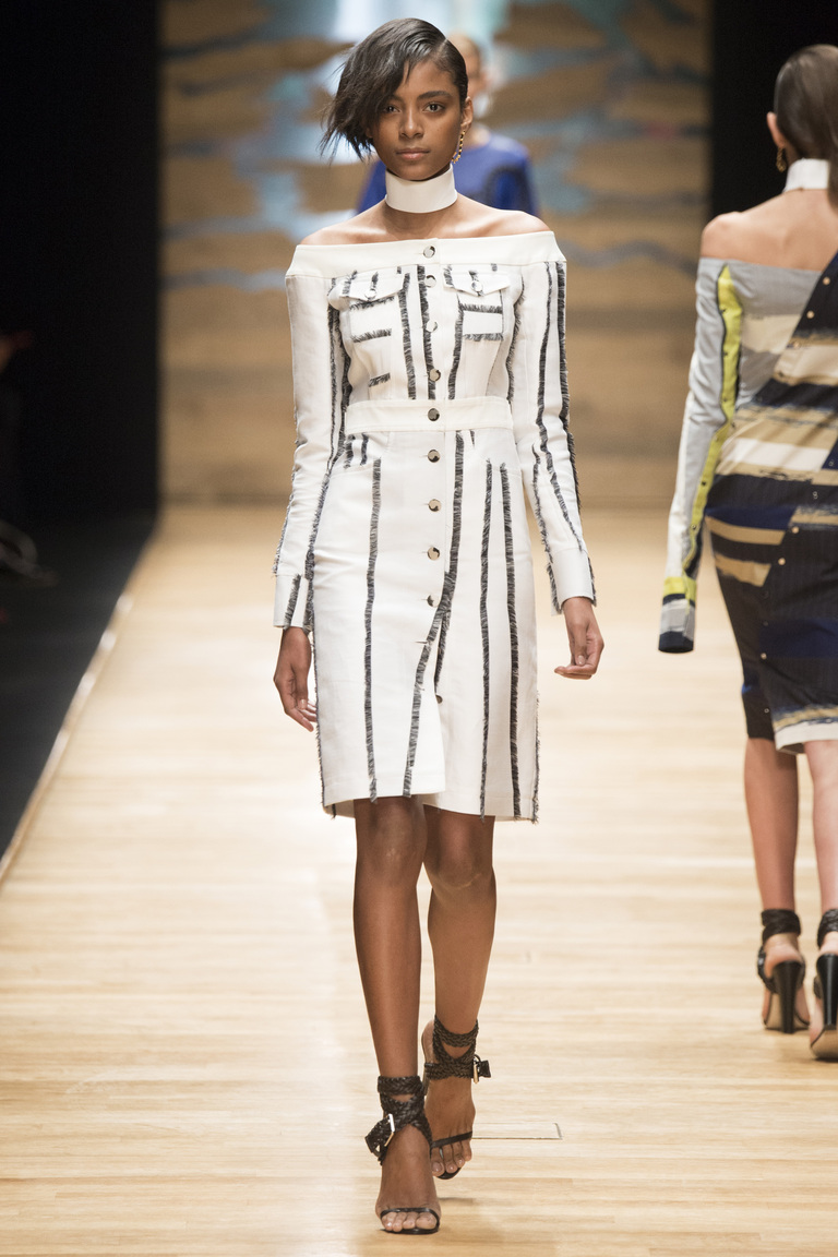 Guy Laroche весна-лето 2016 - неделя моды в Париже 2016
