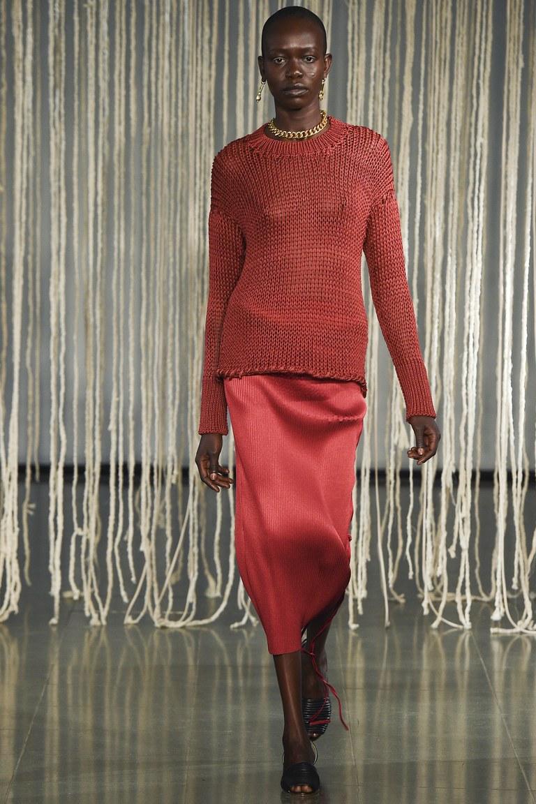 Фото модного свитера 2016 – новинка в коллекции Barbara Casasola