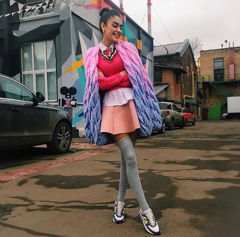 Кардиган Лало – фото новинка моды 2016