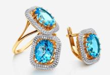 Голубой топаз – коварный или добрый камень?