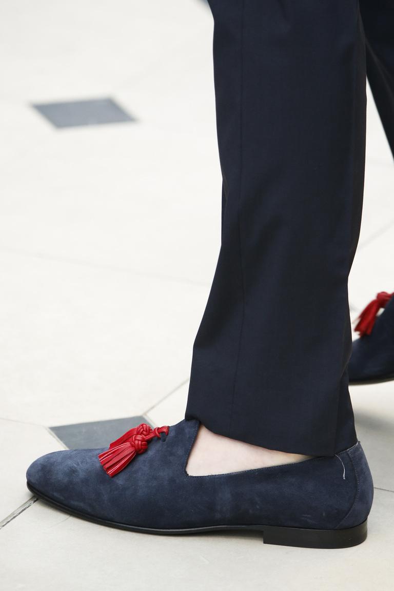 Модная обувь 2016 – фото новинка в коллекции Burberry