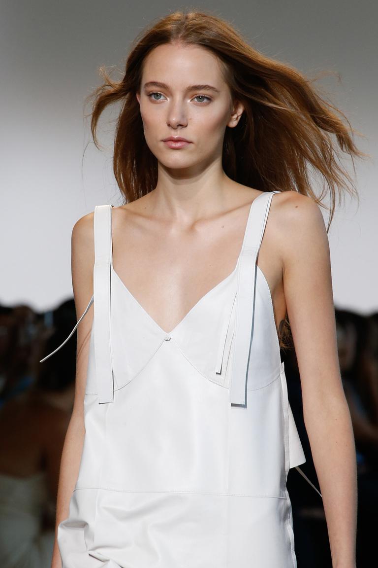 Модный макияж 2016 – фото новинка от Calvin Klein