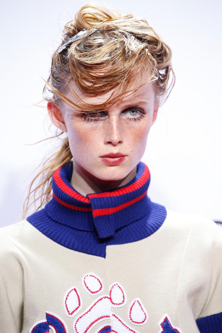 Модный макияж 2016 – коллекция Marc Jacobs