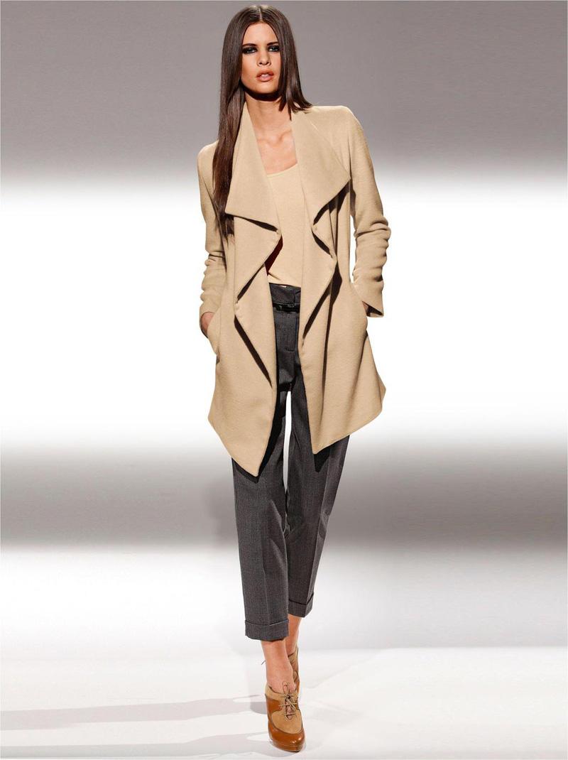 Женское пальто-фото