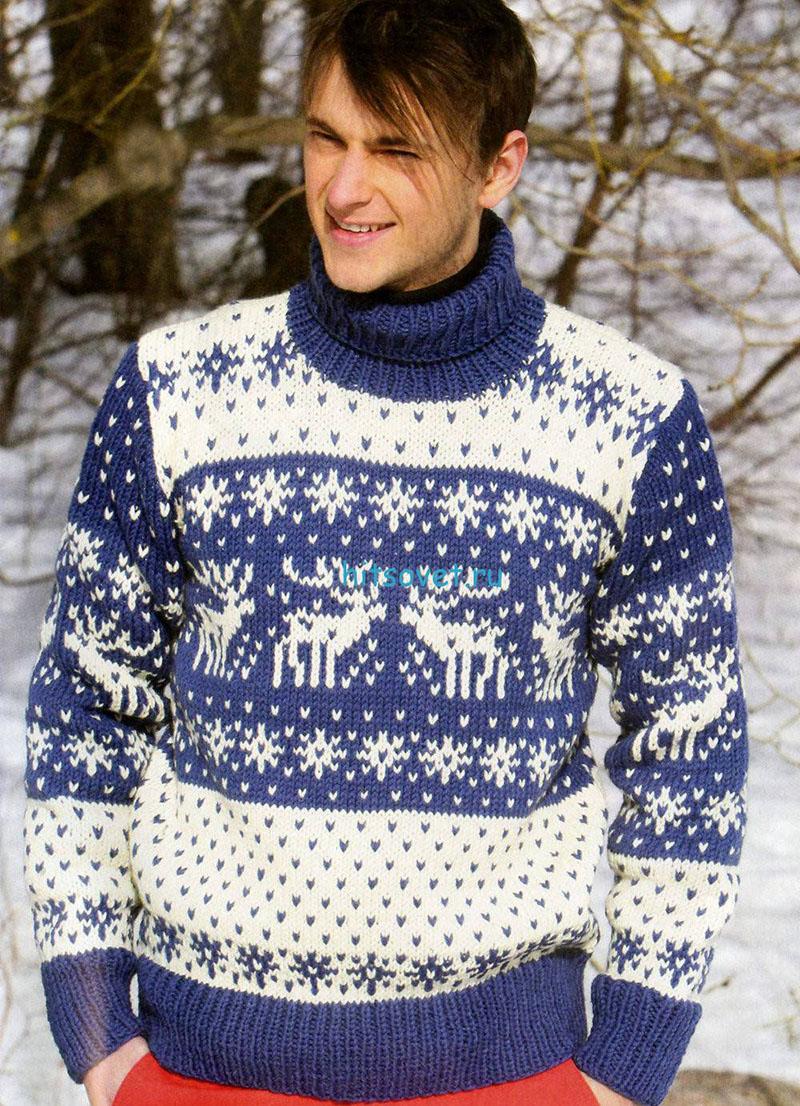 Популярные норвежские принты: чем объяснить популярность свитеров с оленями?