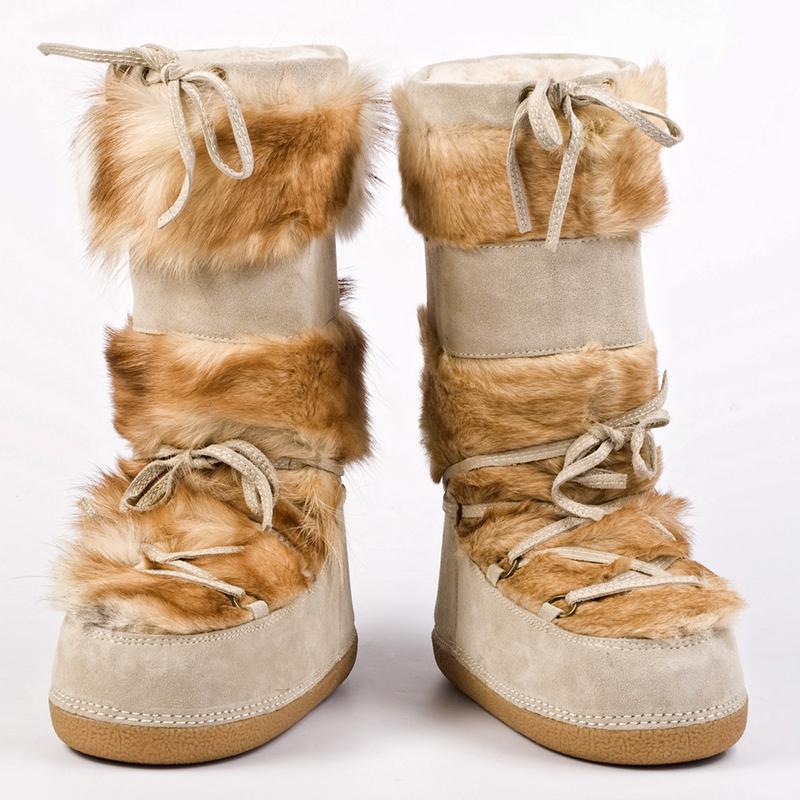 Разновидности женской обуви – унтов