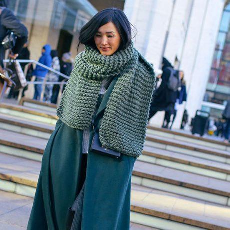 С чем носить пальто? 22 ярких сочетаний