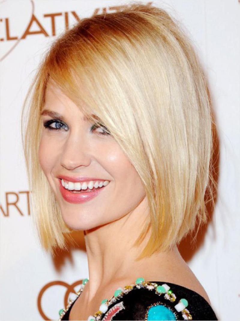 Модная стрижка 2016 на средних волосах – фото новинки стрижки боб