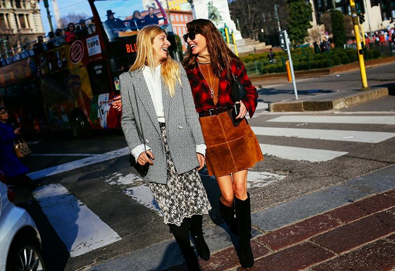 Модные тренды и тенденции уличной моды 2016