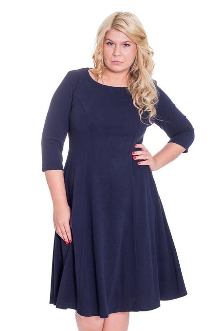 Платья больших размеров в ретро стиле