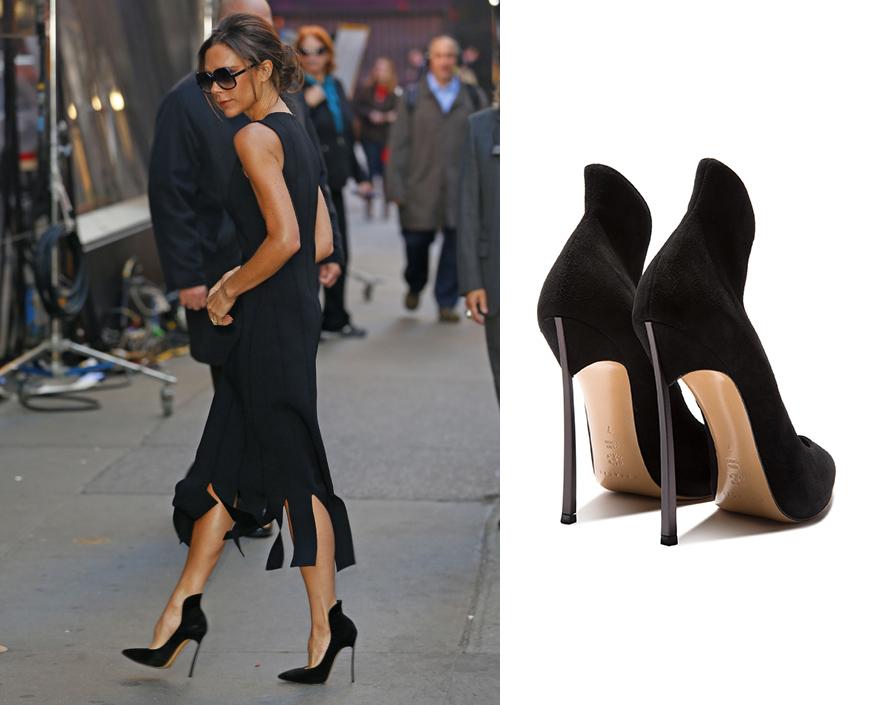 Знаменитости обожают туфли Casadei