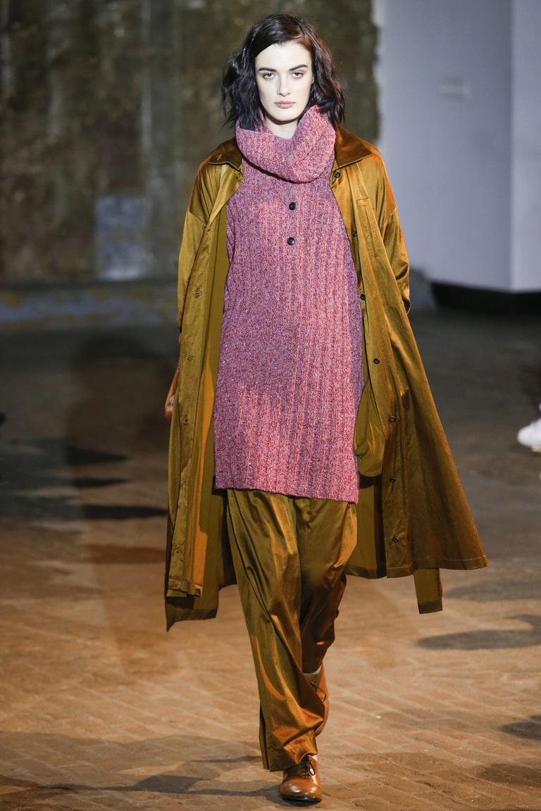 Creatures of Comfort осень-зима 2016-2017 на Неделе моды в Нью-Йорке