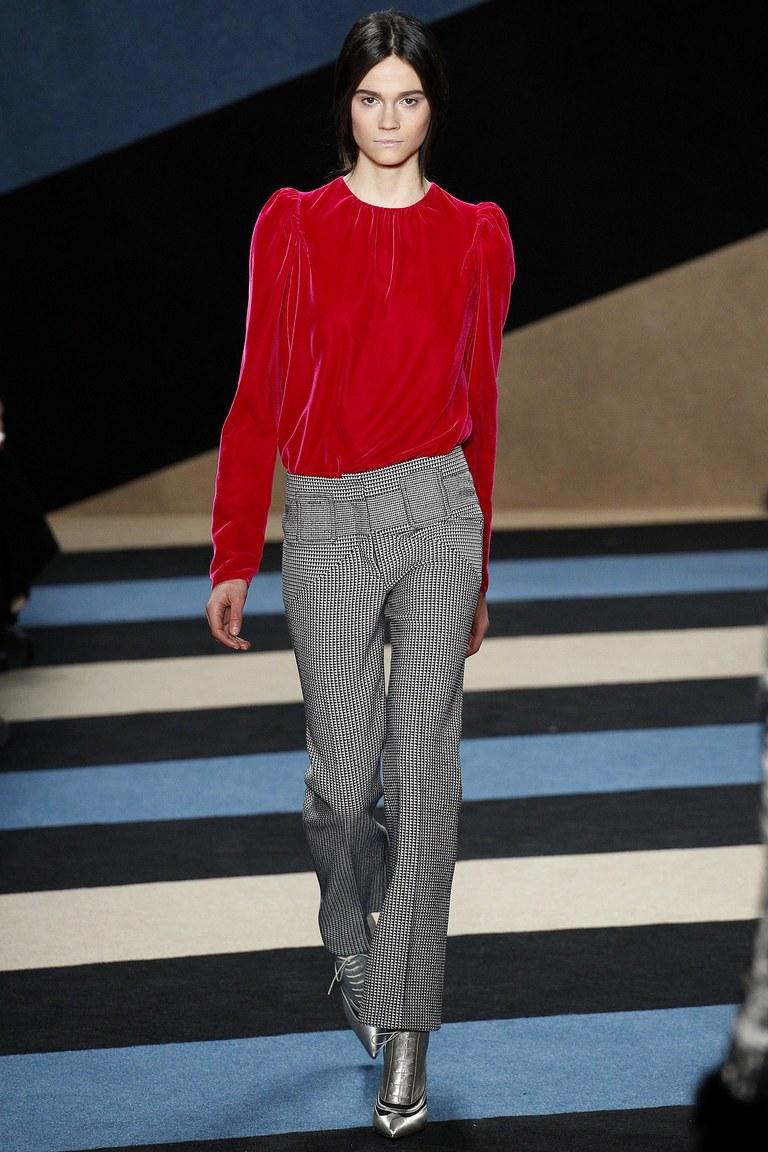 Derek Lam осень-зима 2016-2017 на Неделе моды в Нью-Йорке