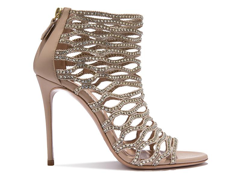 Потрясающе стильные и роскошные туфли Casadei Evening – фото новинки и тренды сезона